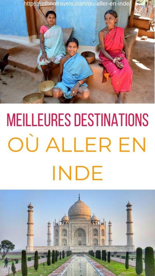 Où aller en Inde par Stéphanie Langlet