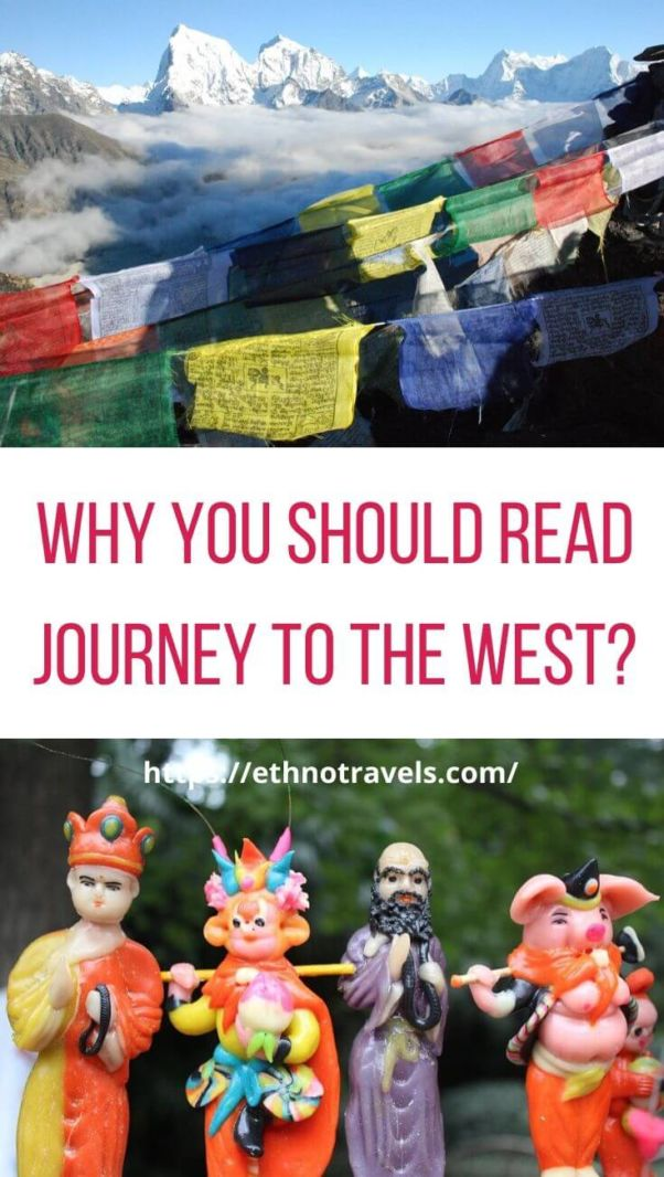 Xuanzang Journey to the West book review