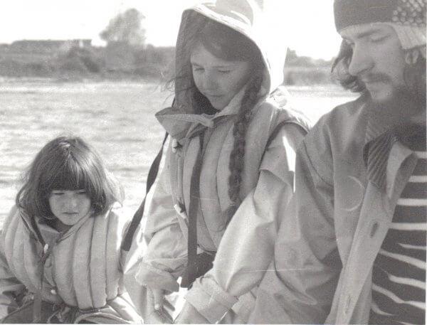 Le 1er voyage de Stéphanie Langlet