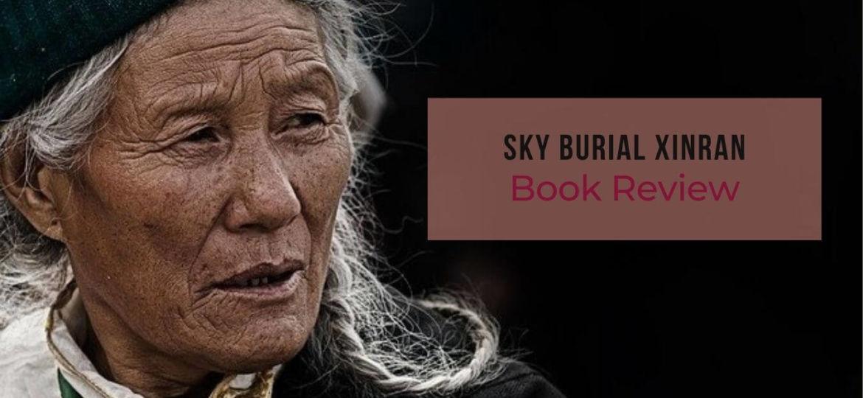 Beautiful old Tibetan woman